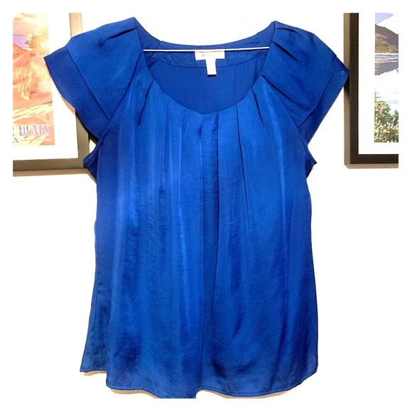 Dress Barn Tops - Wash & Wear Sheer blouse